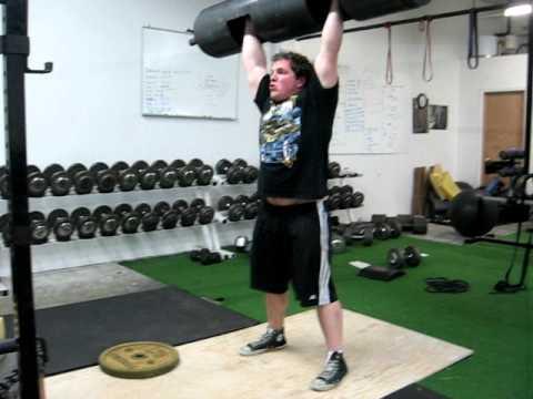Zack McCarley 260 one motion logx2