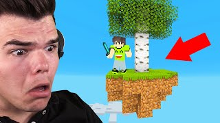 Video Playing SKYBLOCK In MINECRAFT! (I Almost Died) MP3, 3GP, MP4, WEBM, AVI, FLV Juli 2019