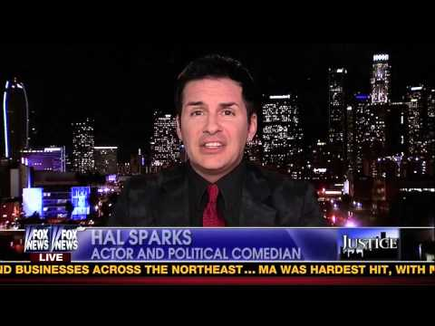 Hal Sparks talks Gun Control on FOX News weekly 