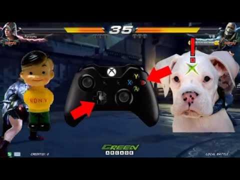 Tekken Gym pt.0 - Нотации и ввод (видео)