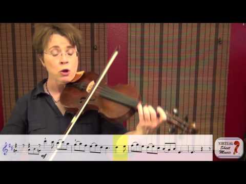 How to Approach the Gigue by Pachelbel