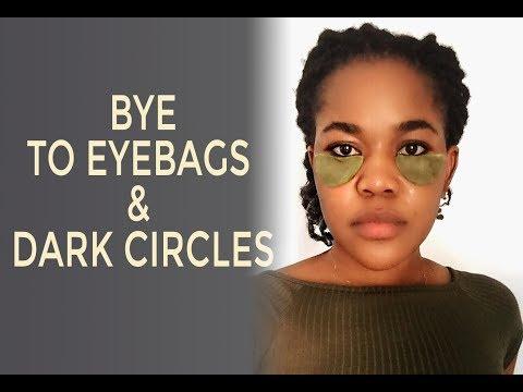GETTING RID OF EYEBAGS AND DARK CIRCLES INSTANTLY  DIKAN DIVA (видео)
