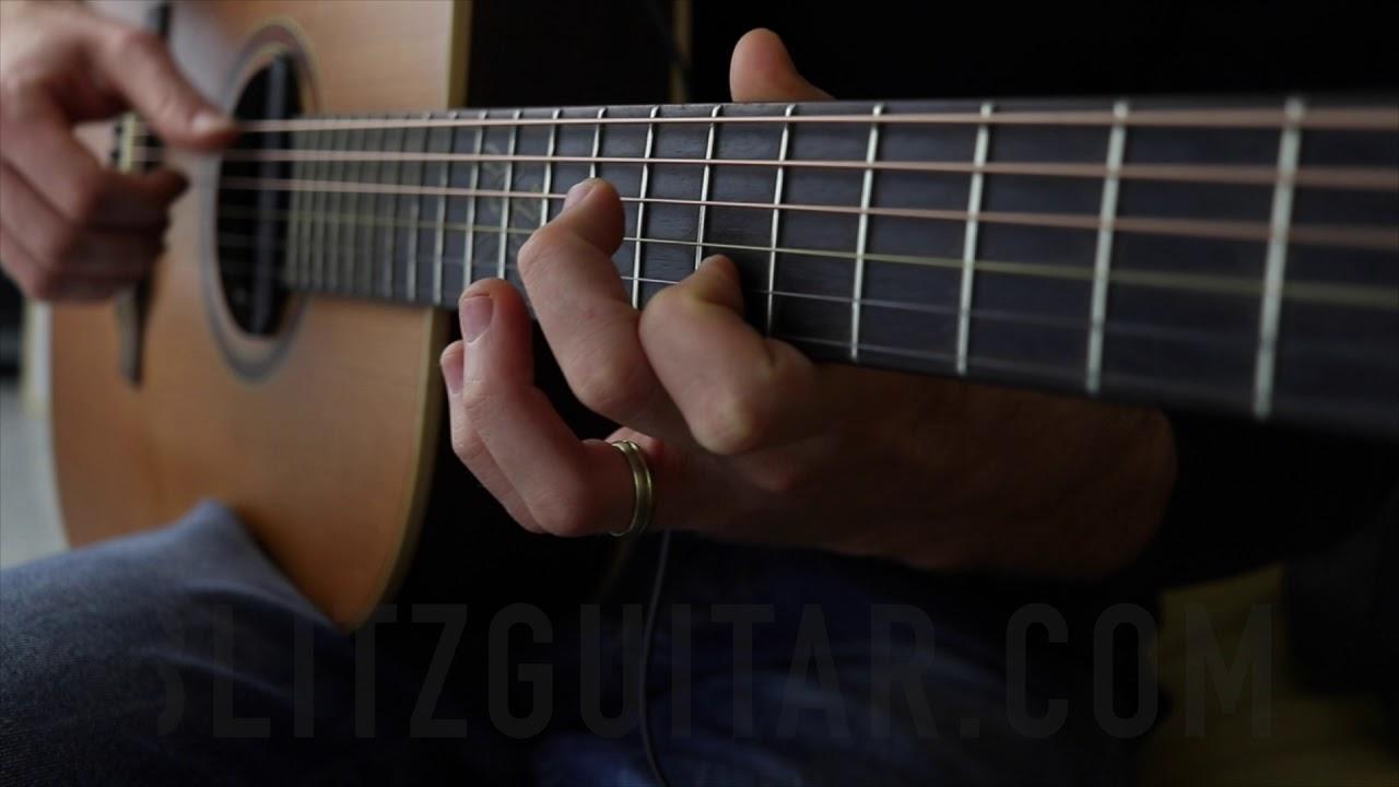 Slow Acoustic Guitar Instrumental – Quiet Place (Original)