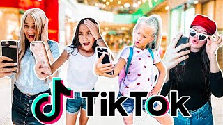 WHICH Sibling MAKES THE BEST TiKTOK Challenge!!