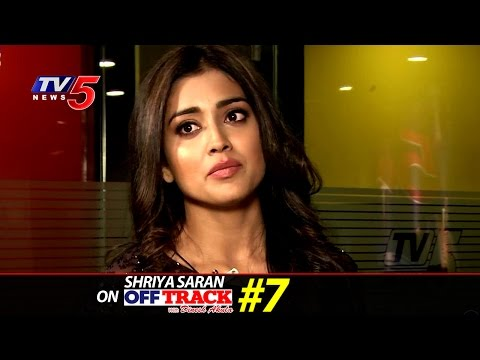 Shriya Saran Sharp Edge Interview With Dinesh Akula
