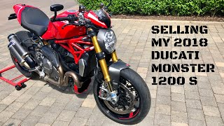 10. SELLING MY 2018 DUCATI MONSTER 1200S/ STILL FOR SALE!!