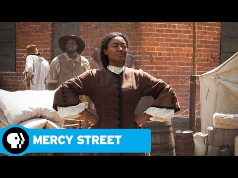Mercy Street Season 2 (Featurette 'Meet the New Characters')