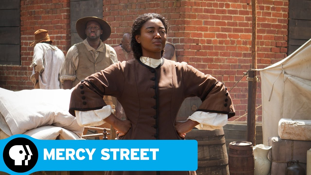 Premiering January 22. Watch as Family, Love & Freedom are tested in PBS' Civil War-Set 'Mercy Street' Historical Medical Drama Season 2