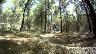 Albolote Spain  city photo : Downhill Torreon Albolote ,Granada Spain 2