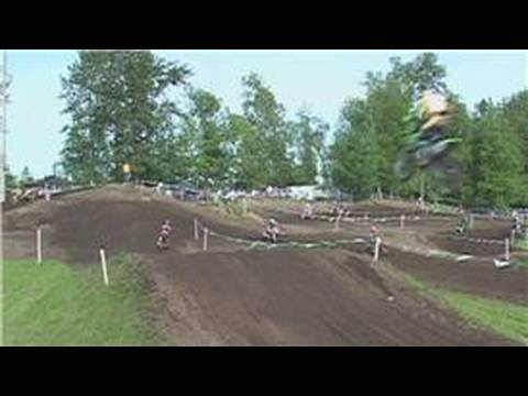 Motocross Racing: Getting Started : How to Ride Motocross