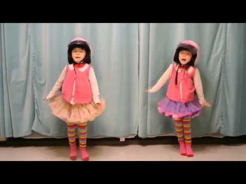 愛跳舞的古錐雙胞胎