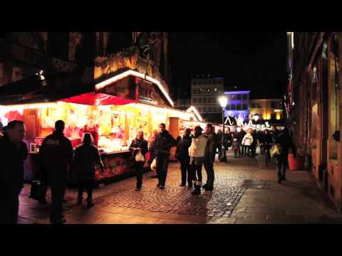 Christmas Markets By Train
