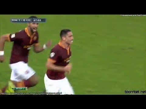 «Ռոմա» – «Կիևո»` 1:0. այս հաղթանակով «Ռոման» պատմական ռեկորդ սահմանեց (տեսանյութ)