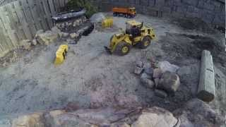 Video See it RC - RC with 4 ATTACHMENTS Wedico CAT  966 loader MP3, 3GP, MP4, WEBM, AVI, FLV Desember 2018
