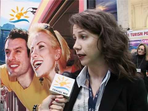 Interviu Claudia Stan – Fabrica de vacante, Târg Holiday Market, 17-21 martie, Bucureşti – VIDEO