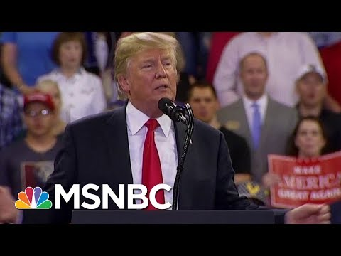 Joe: This Was A Decision President Donald Trump And Jeff Sessions Made | Morning Joe | MSNBC