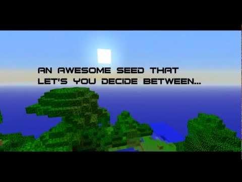 Best Minecraft 1.5 Seeds *February 2013*
