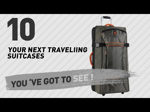Timberland Suitcases // New & Popular 2017