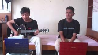 Sebiru Hari Ini - Edcoustic (Gitar Cover ft Azhar Hilmi)