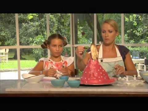 Le Torte di Toni - Barbie - parte 2/2