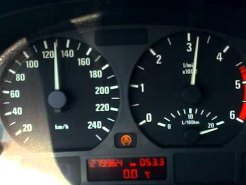 bmw e46 330d 99 m57 184 hp km acceleration przyspeszenie 0-200 kph kmh