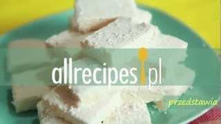 Przepis na domowe pianki marshmallow