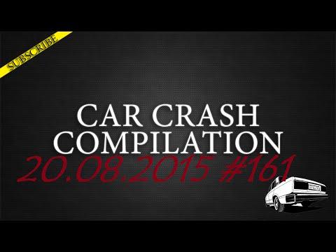 Car crash compilation #161 | Подборка аварий 20.08.2015