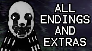 NIGHTMARIONNE PLAYS: Five Nights Before Freddy's 2 (Night 5-6)    ALL ENDINGS AND EXTRAS!!!