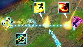 Video Calculating The PERFECT Outplay - 200IQ CLEAN MONTAGE - League of Legends MP3, 3GP, MP4, WEBM, AVI, FLV Agustus 2018