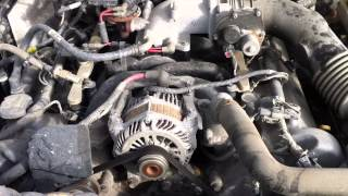 9. 2010 Ford Crown Victoria Police Interceptor Startup Engine & In Depth Tour