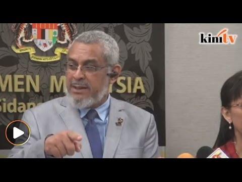 Khalid Samad gesa Speaker Pandikar cabar Peguam Negara, siasat penyerang