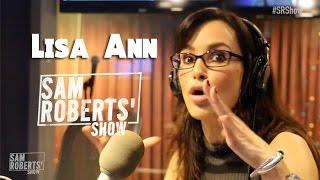 Video Lisa Ann - Charlie Sheen, James Deen, Banging Athletes, Sarah Palin, etc - #SRShow MP3, 3GP, MP4, WEBM, AVI, FLV November 2018