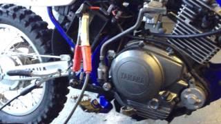 9. Yamaha TTR125 Electric Start Problem?