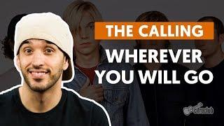 Wherever You Will Go - The Calling (aula de violão completa)