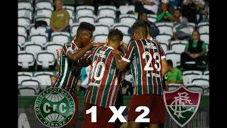 Coritiba 1 x 2 Fluminense - Melhores Momentos & Gols - Brasileirão Série A 2017 Coritiba 2X1 Coritiba Fluminense 2X1 Coritiba...