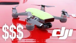 Video $500 Drone vs $3000 Drone - DJI Spark vs Inspire 1! MP3, 3GP, MP4, WEBM, AVI, FLV Agustus 2017