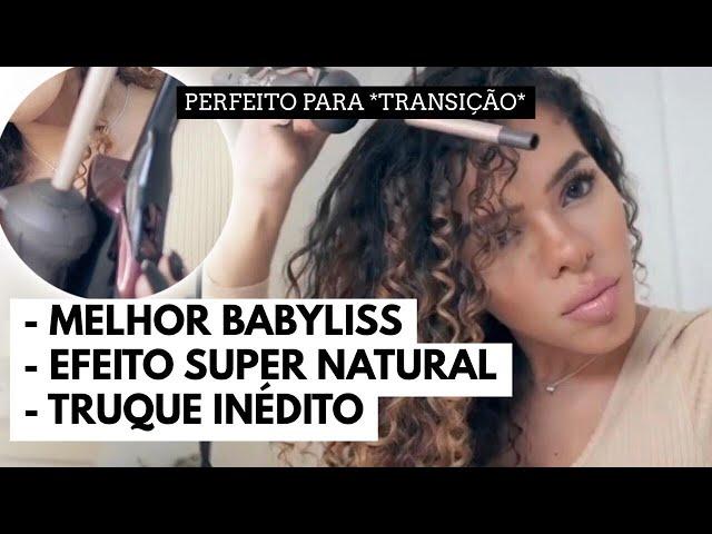 COMO FAZER BABYLISS COM EFEITO NATURAL | RAYZA NICÁCIO - Rayza Nicácio