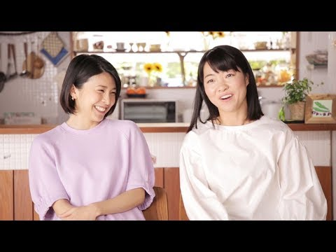 竹内結子&イモトアヤコ、仲良し2人がCM共演
