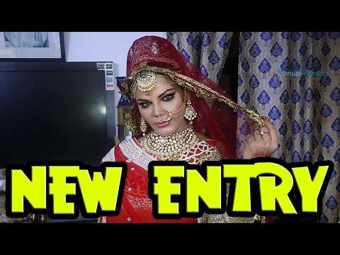 Rakhi Sawant enters Chidiya Ghar