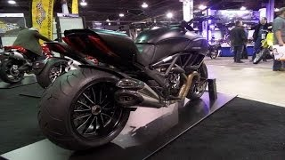 3. DUCATI DIAVEL DARK - matte black