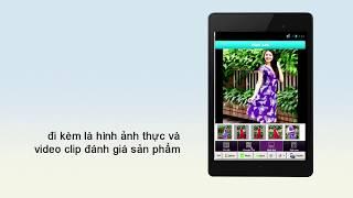 Bán hàng trên smartphone YouTube video
