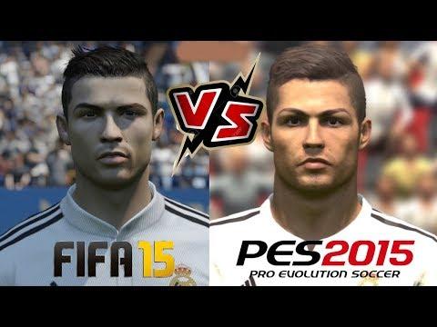 Download Cristiano Ronaldo Fifa Vs Pes 2003 2019 Video 3GP Mp4 FLV