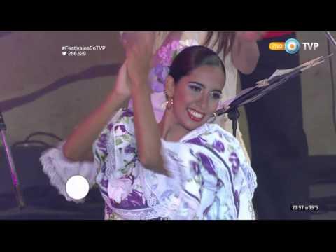 Imperdible: La presentación de la Delegación de Santiago en Cosquín 2016