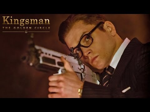 Kingsman: The Golden Circle (TV Spot 'Badass Review')