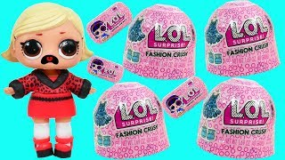 Video LOL Surprise Jelly ! Fashion Crush Dress Up Blind Bags Under Wraps MP3, 3GP, MP4, WEBM, AVI, FLV Agustus 2018