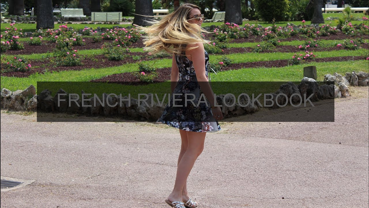 FRENCH RIVIERA HOLIDAY LOOK BOOK || HOW TO STYLE