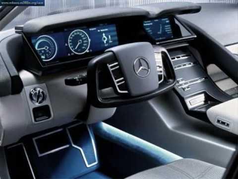 Mercedes-Benz  Mercedes Benz Concept Cars