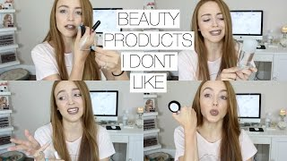 More Disappointing Beauty Products! by Kathleen Lights