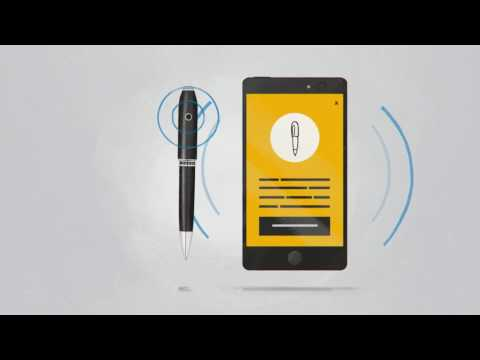 Cross Peerless TrackR Pen Video (видео)