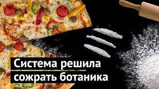 Федор Овчинников: дело о наркотиках в «Додо Пицце»